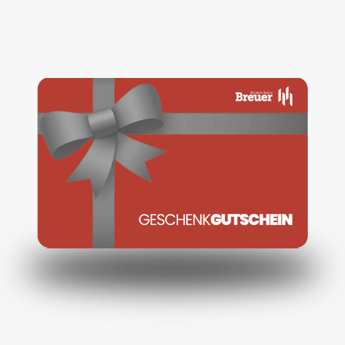 Kaminholz Breuer | Geschenkgutschein