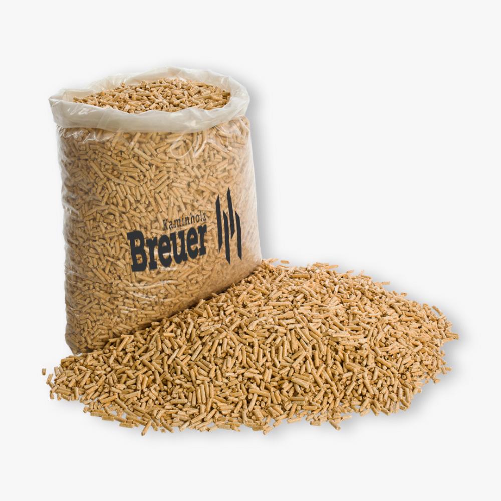Kaminholz Breuer | AGRICOLA Premium Pellets 1050 kg | Fichte